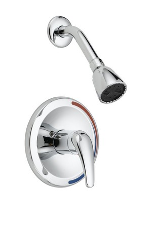 Single Control Shower Only Trim, Job Pack  GLC-720CJP
