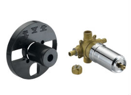 Single Control Pressure Balancing Valve Pex Connection GLSR-799P