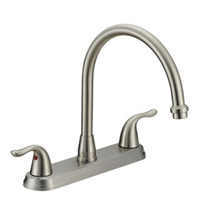 Two Handle Kitchen Faucet GLB-250SS