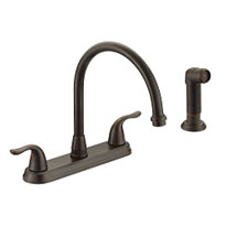 Two Handle Kitchen Faucet GLB-260ORB