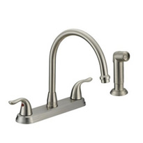 Two Handle Kitchen Faucet GLB-260SS